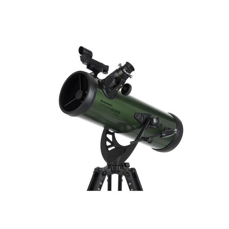 Celestron Explorascope 114AZ Telescope