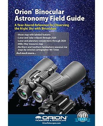 Orion Binocular Astronomy Field Guide