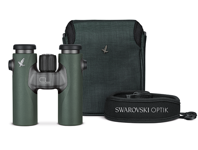 Swarovski CL Companion 8 X 30 Green - Wild Nature package