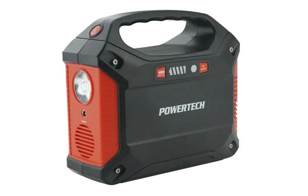 Powertech Lithium Ion Portable Power Centre 155Whr