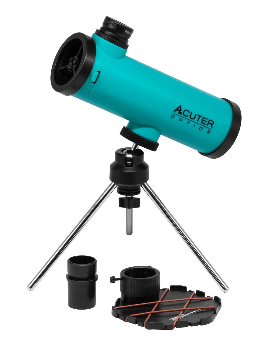 Acuter Newtony 50 Educational Newtonian Telescope Kit