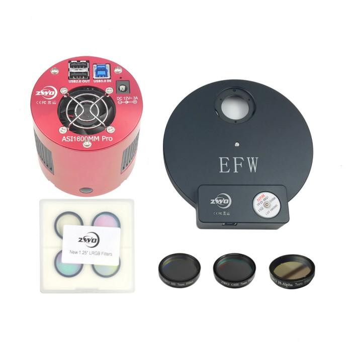 ZWO ASI1600MM Pro Kit 1
