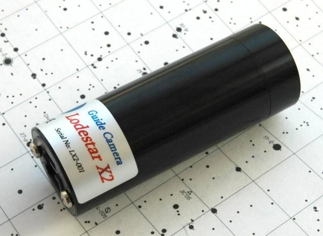 Starlight Xpress Lodestar X2