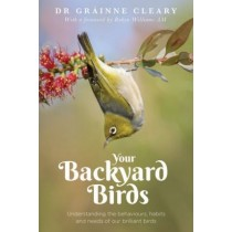 Your Backyard Birds: Understanding the behaviours, habits and needs of our brilliant birds by Dr Grainne Cleary