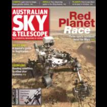 Australian Sky and Telescope Magazine Sept/Oct 2020