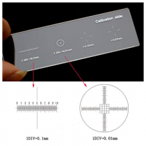0.01mm Microscope Calibration Slide