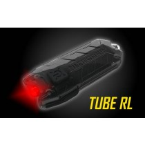Nitecore Tube 13 Lumens Red Output Key Ring