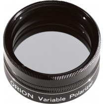 1.25in Orion Variable Polarizing Moon Filter