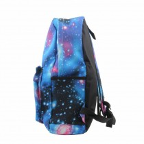 Galaxy Backpack Blue