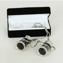 saxon 3x25 Opera Glasses (Black)
