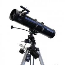 saxon 1309EQ2 Velocity Reflector Telescope with Motor Drive System