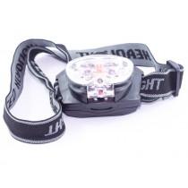 Sirius Led Head Lamp With Red And White Light
