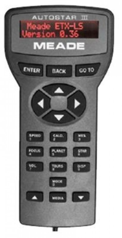 Meade Autostar Iii Hand Controller For Light Switch