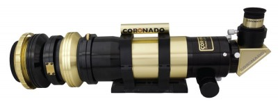 Coronado SolarMax III 70 Double Stack Solar Telescope with BF10 and Case