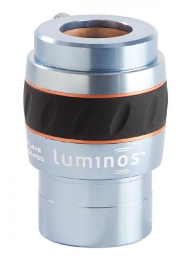 Celestron Luminos 2.5x Barlow Lens 2in